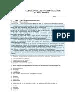 guía  de  lenguaje  5°  A  y  B
