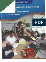 Materiales Para Toma de Lectura , Produccion de Textos y Calculo Mental