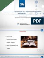 Guía Básica Llenado Anexo Notarios (Julio 2017)