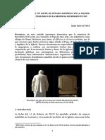 Estudio Teologico Renuncia BENEDICTO XVI