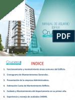 Manual de Usuario Edificio