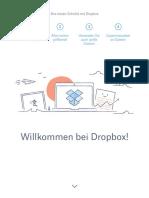 Erste Schritte Mit Dropbox