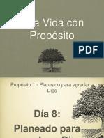 Una Vida Con Proposito-proposito 1