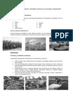 Principales Productos y Actividades Economicas de Suchitepequez y Mazatenango