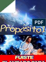 PROPÓSITO 1