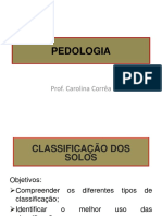 Aula Classificacao Dos Solos