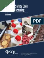 SQF Code Ed8Manufacturing