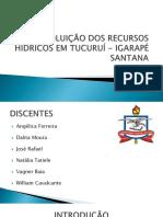 Poluição Dos Recursos Hídricos Em Tucuruí