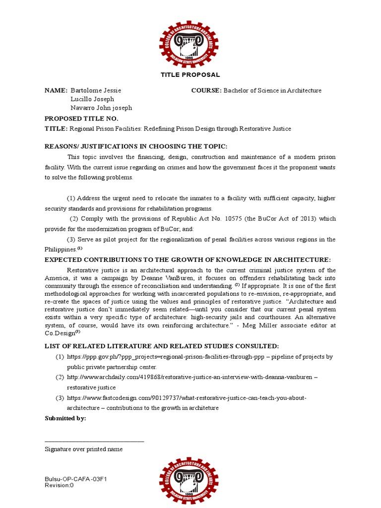 Dissertation proposal on terrorism and islam