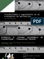 Presentacion Trazabilidad y Seguimiento en El Transporte de Mercancías.pptx