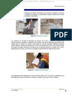 Material Ore Control Recojo Muestras Cortes Perforacion Perforadoras Codificacion Recepcion Analisis Mapa Areas Mineral