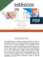 Anestesicos FINAL