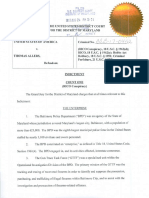 Allers Indictment