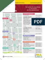 Flyer Estrellas en Calle Corrientes II - 9.9
