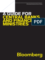 Bloomberg Professional for Central Banks and Ministries of Finance