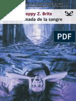 Brite Poppy Z - La Llamada De La Sangre.epub