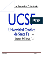 Derecho Tributario [UCSF]