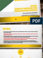 bilirubinometer transkutaneus