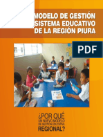 Modelo de Gestion Educativa