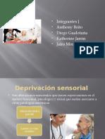 Deprivación Sensorial EXPO