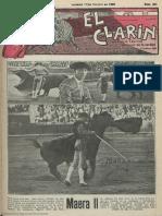 El Clarín (Valencia). 13-10-1928