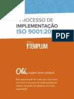 Processo de Implementação ISO 9001