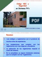 NEC y Sistemas FV