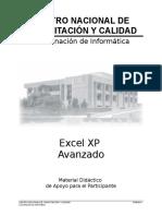 Excel Xp Avanzado