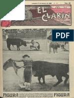 El Clarín (Valencia). 27-10-1928