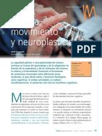 Musica Movimiento y Neuroplasticidad JA Jauset