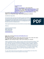 NDP Emails Re CBE Transportation Concerns Redacted