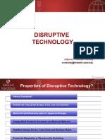 Disruptive Technology Framework