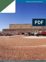 Compendio 2016Les Projets Miniers en Argentine de Lexploration Jusqu Aux Mines en Operations2016