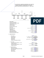 01a. Analisis Struktur Lantai Jembatan Rengasdengklok