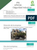 HIgiene y Seguridad Industrial CARPERMOR