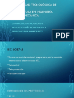Presentación de PLC