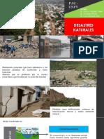 Desastres Naturales Final