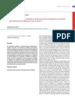 (2008) O Trabalho - Componente Esquecida No Documento de Estratégia de Crescimento e de Redução Da Pobreza Nos Comores