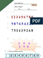 numerasi 1-9