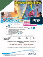 Super Fiesta de Solteros Solteras- OL Con CM