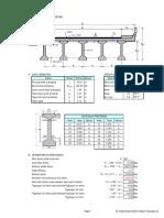 01d. Analisis Struktur Girder PCI 35 Jembatan Rengasdengklok