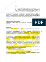 Informe Academico Final de Investigación 2014
