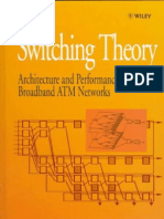 Switching Theory Architecture and Performance in Broadband ATM Networks