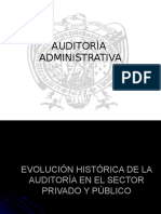 Auditor a Administrativa