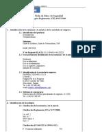 Tetrahidrofuran FDS -3617