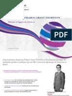 Présentation de Fidaroc Grant Thornton_version 2016