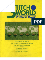 Brother Stitchworld Pattern Book i