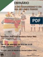 Etnografia Do Xamanismo e Da Feitiçaria No Alto Xingu [Franco Neto, j.v.]