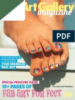 Nail Art Gallery Magazine - July 2016 Vk Com Stopthepress