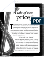 A Tale of Two Prices - Thomas Nagle
